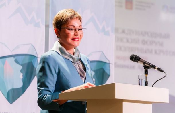 Губернатор Мурманской области Марина Ковтун уходит вотставку