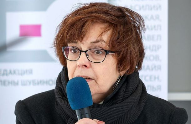 Елена Чижова: Совпасть сПетербургом