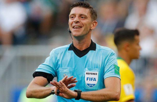 Матч Лиги Европы «Зенит»— «Вильярреал» рассудят итальянцы