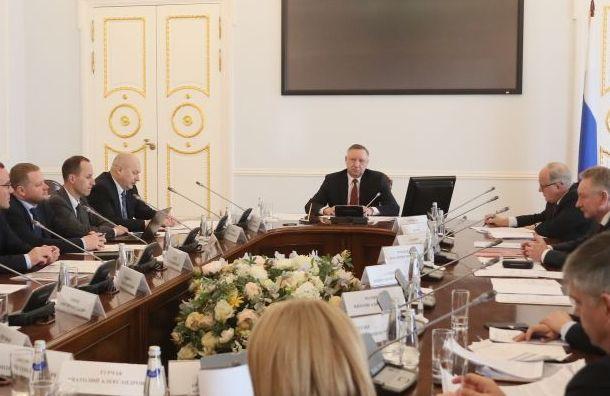 Беглов пообещал навысшем уровне провести Евро-2020 вПетербурге