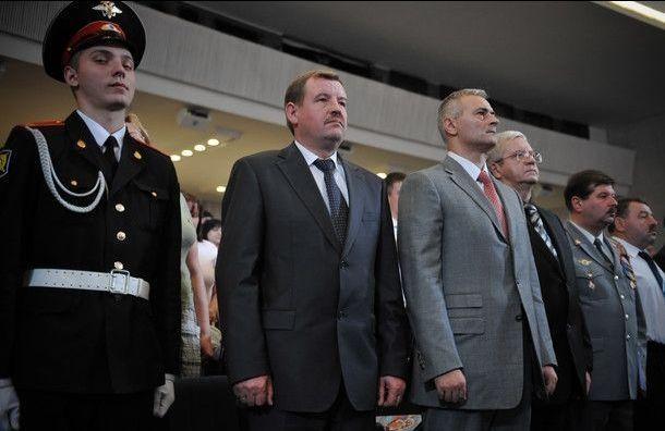 Путин подписал указ онаграждении Умнова орденом