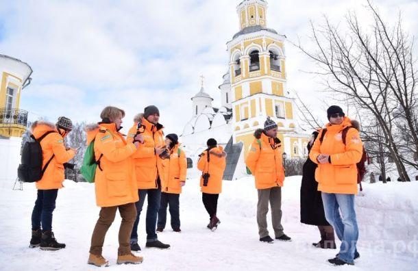 Серебряное ожерелье России: открываем новые маршруты с«МегаФоном»