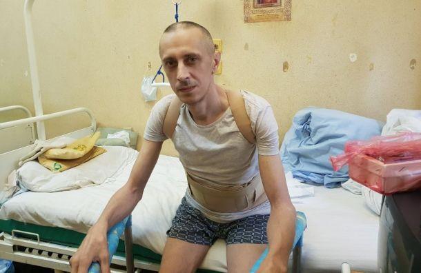 Жертвы пыток итуберкулеза