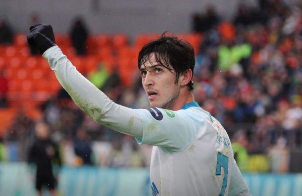 Болельщики назвали Сердара Азмуна лучшим игроком 18-го тура РФПЛ