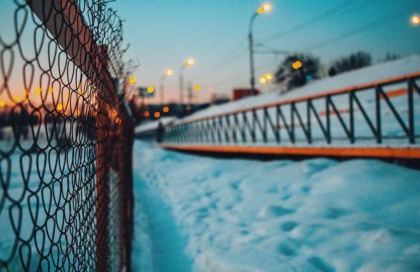 Уборкой снега вПетербурге недовольны 80% горожан