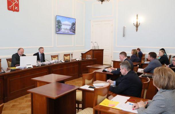 Наблагоустройство Петербурга в2019 году направили 4 млрд рублей