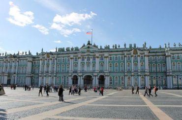Эрмитаж попал втоп-10 самых посещаемых музеев мира