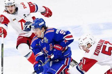 СКА вышел вфинал Западной конференции КХЛ