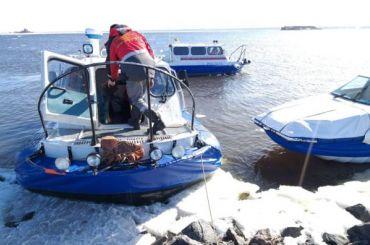 Несколько десятков рыбаков спасли сольдины наФинском заливе