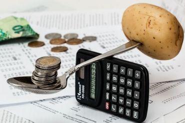 Годовая инфляция вПетербурге выросла до4,8%