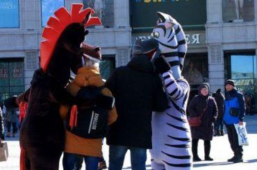 Петербуржцы взбунтовались против уличных аниматоров