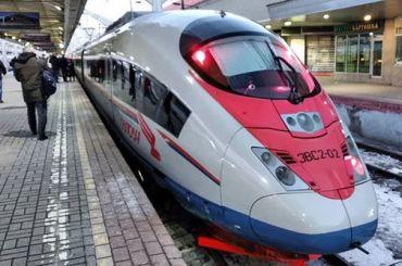 «Сапсан» и«Невский экспресс» опаздывают вПетербург