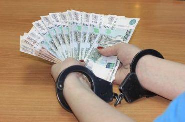 Начальницу налоговой инспекции вПетербурге перевели под домашний арест