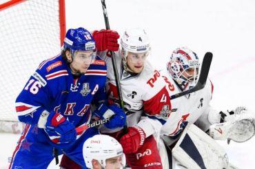 СКА одержал минимальную победу над «Локомотивом»
