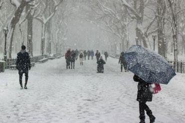 Снежная буря настигнет Петербург вечером 12марта