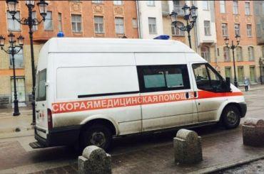 Перепившего подростка подобрали уресторана заНарвской заставой