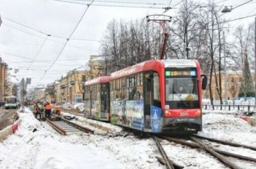 Скоростной трамвай изШушар вКупчино запустят в2022 году