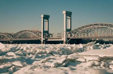 Снег задержится вПетербурге до28марта