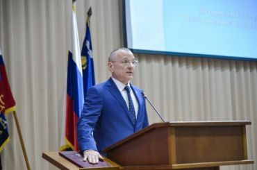 Мэр Белгорода принял присягу под марш из«Звездных войн»
