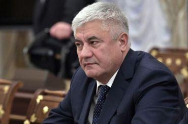 Колокольцев представил нового начальника петербургского главка