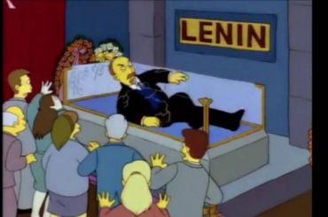 Житель Москвы пытался «воскресить» Ленина