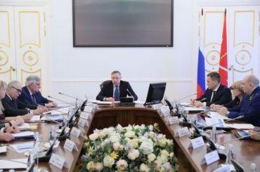 Беглов призвал находить нестандартные решения вборьбе снаркотиками