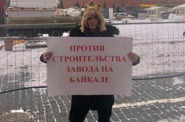 Сергея Зверева вызвали вполицию после пикета уКремля