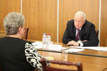 Петербурженка пожаловалась Бастрыкину навзятки вуниверситете авиации
