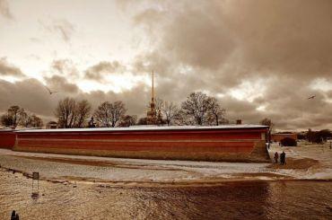 Ветер продолжит испытывать петербуржцев всубботу