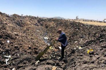 Трое россиян погибли вавиакатастрофе вЭфиопии