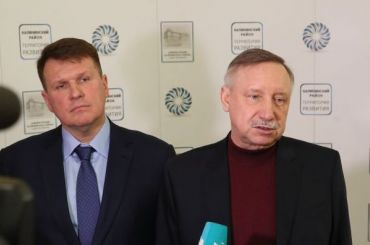 Беглов подписал «дорожную карту» поразвитию конкуренции вПетербурге