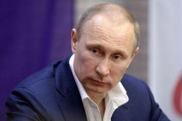 Рейтинг доверия Путину упал после послания Федеральному Собранию