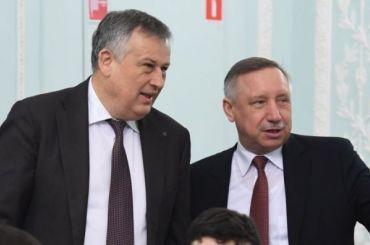 Дрозденко: Петербург могбы вложить деньги вприграничные территории