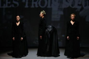 БДТ представил премьеру спектакля помотивам пьес Чехова иИонеско