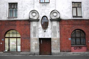 Дом наМалой Посадской остался без декора после капремонта