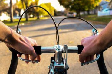 Велосипедную зону хотят создать наВасильевском острове