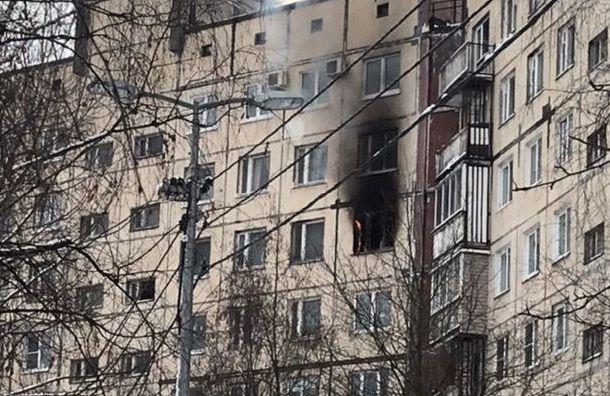 Число погибших впожаре наЛенской увеличилось дотрех