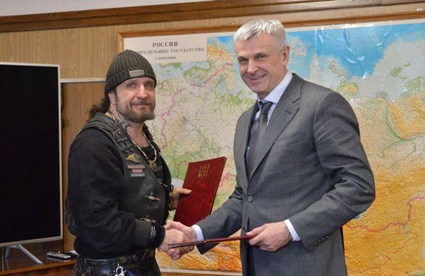 Губернатор Колымы привлек байкера Хирурга квоспитанию подростков
