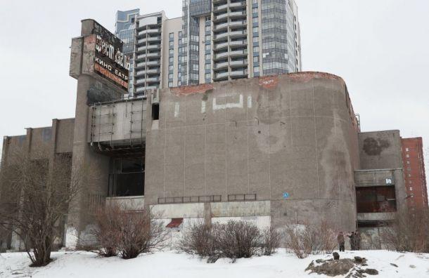 Аварийное здание кинотеатра «Фестиваль» перестроят под молодежный центр