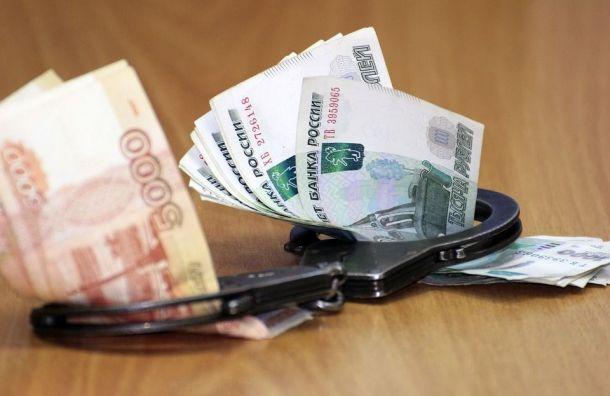 Экс-главу ЖСК вПетербурге обвинили вприсвоении более 2 млн рублей