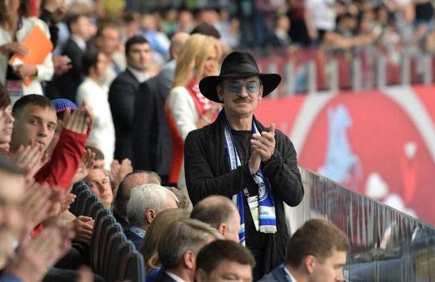 Боярский: Янепоклонник гимна «Зенита»
