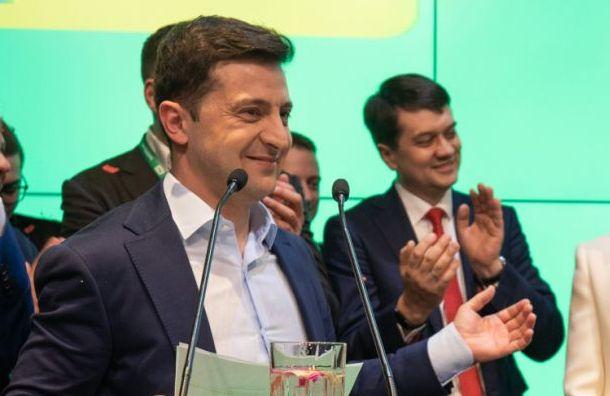 Зеленский посоветовал Путину несоблазнять украинцев паспортамиРФ