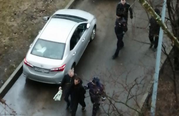 Стали известны подробности погони вКировском районе Петербурга