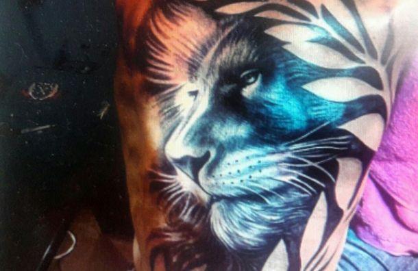 «Зенит» показал новую татуировку Эмилиано Ригони