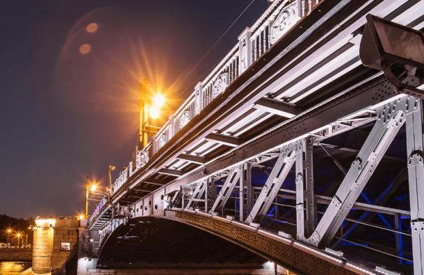 Разводку мостов вночь с1 на2мая отменили