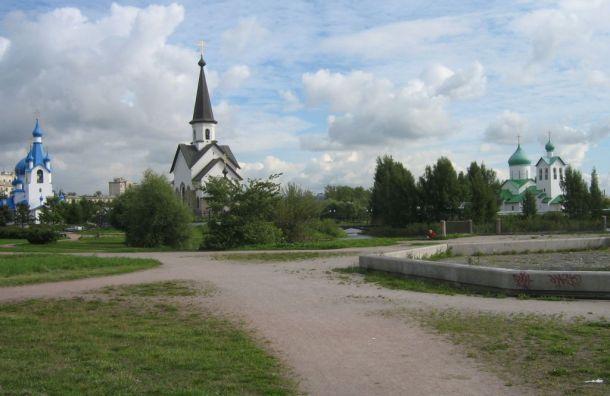 Пулковский парк благоустроят почти за200 млн рублей