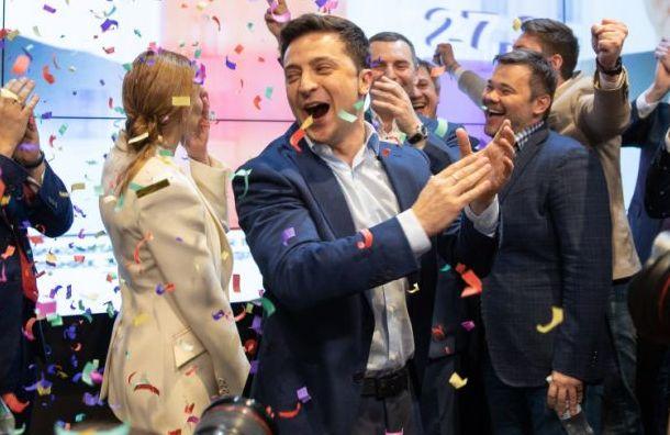 ЦИК Украины обработала более 80% голосов избирателей