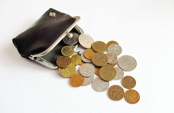 Инфляция вПетербурге снизилась на0,1%