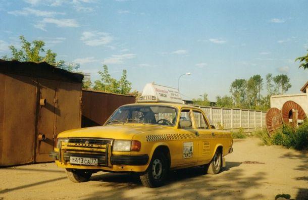 Полиция задержала подозреваемого вограблении таксиста