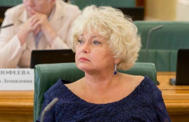 Сенатор Нарусова поддержала закон онеуважении власти кнароду